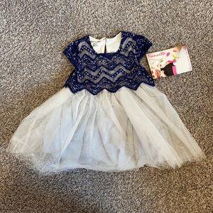 Tuelle Dress Size 2T NWT